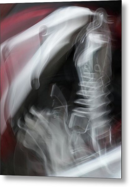 Metal Print featuring the photograph Evolution Of The Horse by Dutch Bieber
