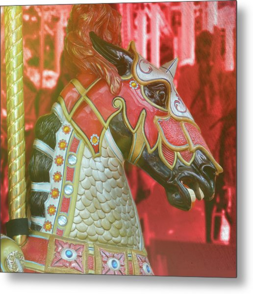 Excalibur Metal Print by JAMART Photography