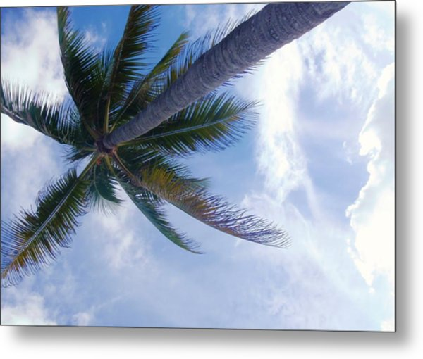 Exhale Metal Print by JAMART Photography