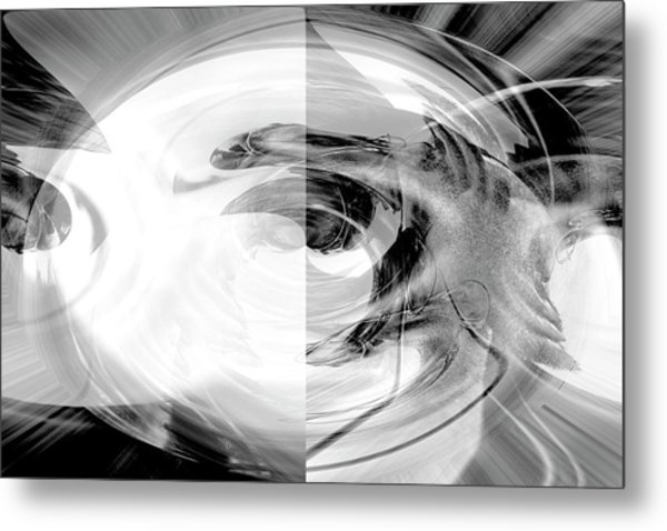 Eye Can See Metal Print by Eric Christopher Jackson