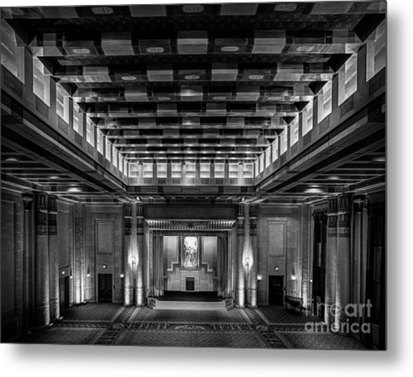 Fabulous Fox Theater Atlanta Egyptian Ballroom Metal Print