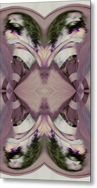 Fading Four Directions Memorized - Something For Sarah Centerville 2015 Metal Print by James Warren