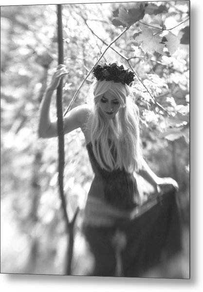 Fairy Queen Metal Print