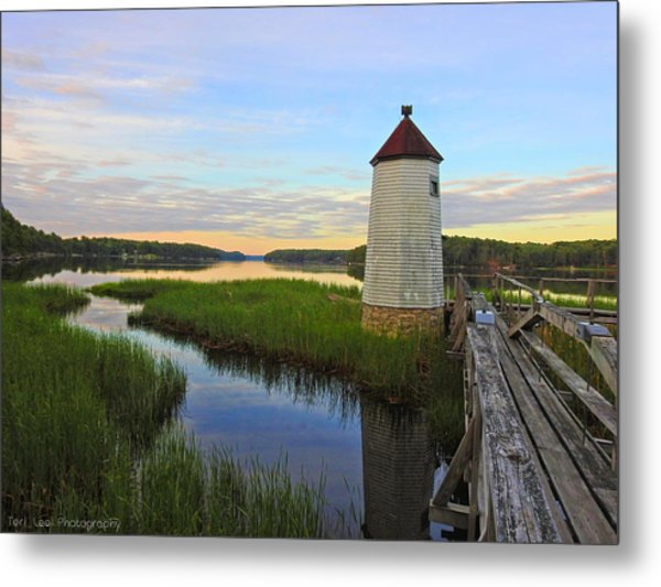 Fairy Tale On The River Metal Print