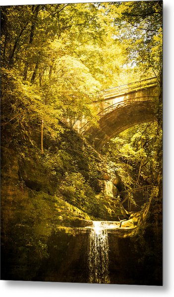 Fairyland In Matthiessen Metal Print