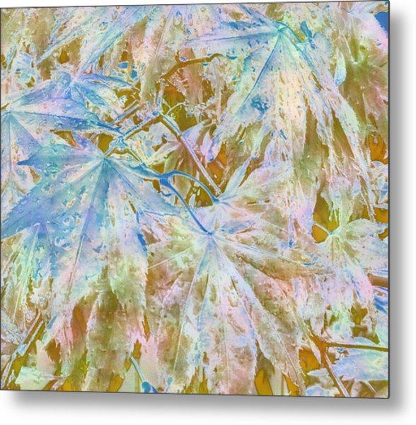 Fall Leaves #16 Metal Print