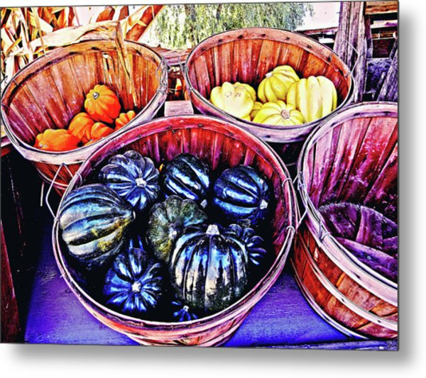 Metal Print featuring the photograph Fall Offering by Pacific Northwest Imagery