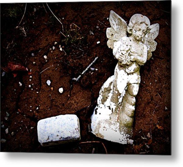 Fallen Angel Metal Print by Susie Weaver