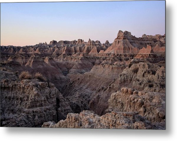 False Dawn Metal Print