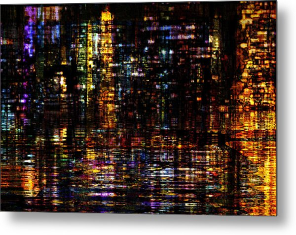 Fantastic Evening  Metal Print