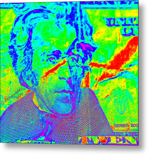 Far Out Funds Metal Print