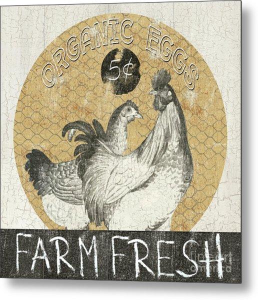 Farm Fresh Metal Print