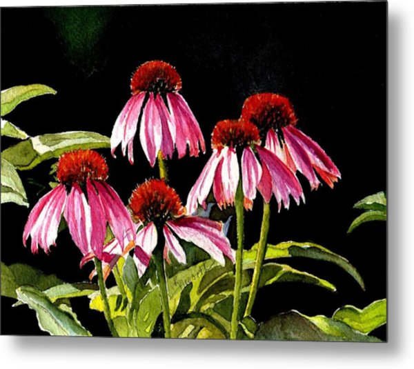 Favour Metal Print by Kathy Nesseth