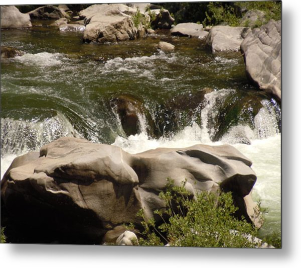 Feather River Canyon Metal Print by Dan Whittemore