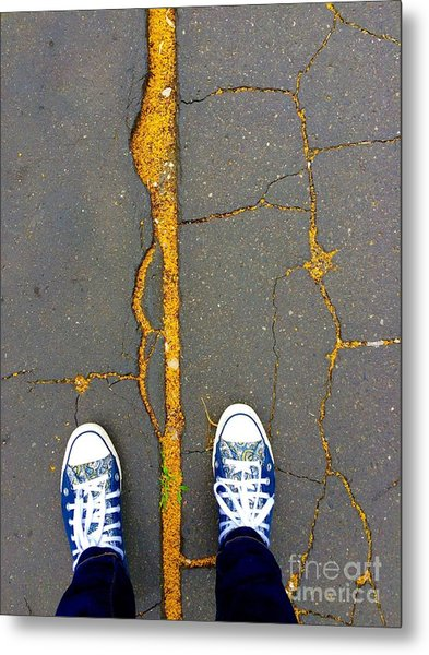 Feet Around The World #26 Metal Print