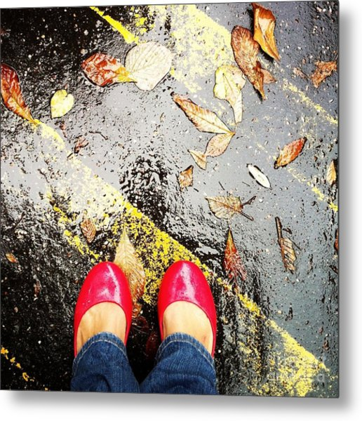 Feet Around The World #29 Metal Print