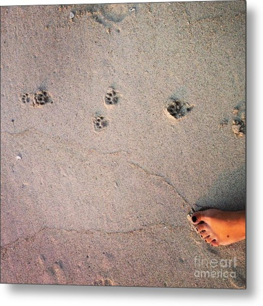 Feet Around The World #31 Metal Print