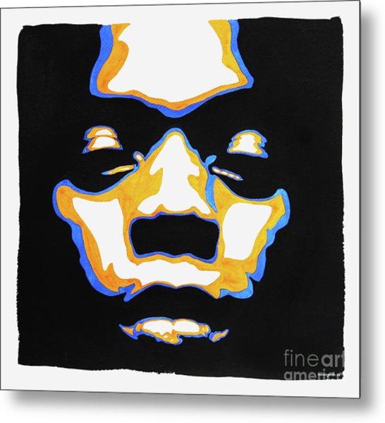 Fela. The First Black President. Metal Print