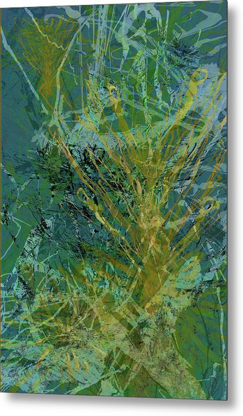 Fern Series 36 Metal Print
