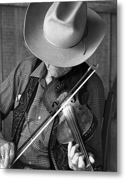 Fiddler #1 Metal Print