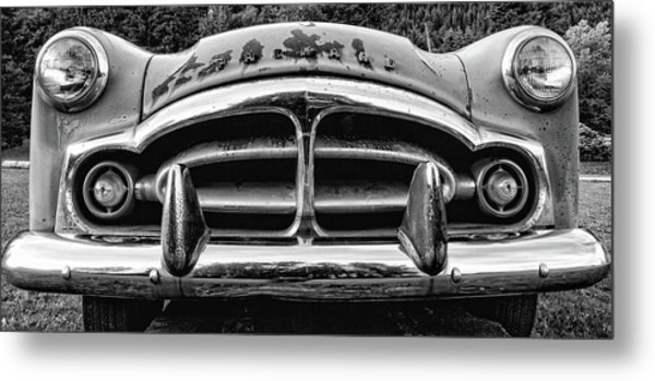 Fifty-one Packard Metal Print