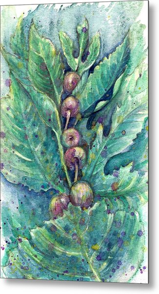 Figful Tree Metal Print