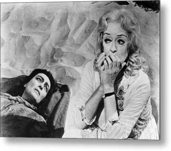 Film: Baby Jane, 1962 Metal Print