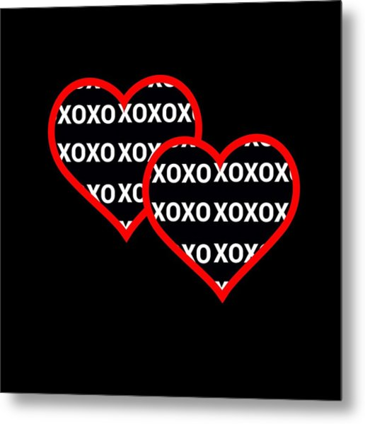 Finding Love After Darkness Metal Print