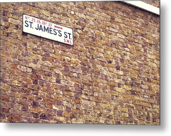 Finding Your Way Metal Print by JAMART Photography