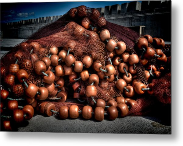 Fine Art Colour-106 Metal Print