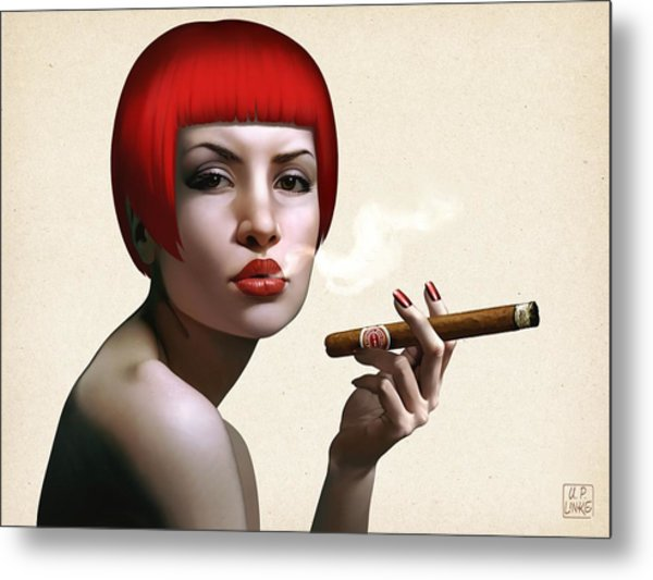Finest Cuban Metal Print