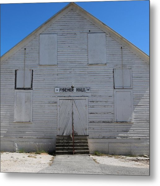 Fischer Dance Hall Metal Print