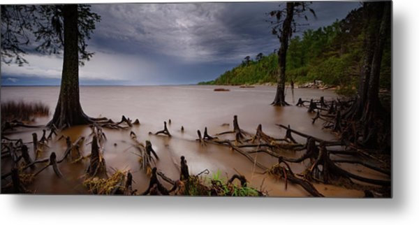 Fisher's Landing  Metal Print