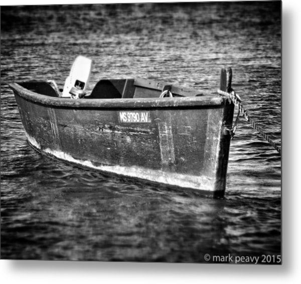 Fishing Boat Cape Cod Metal Print