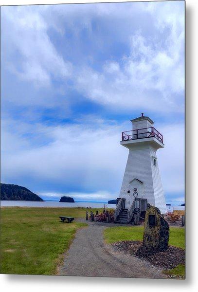 Five Islands Lighthouse Metal Print