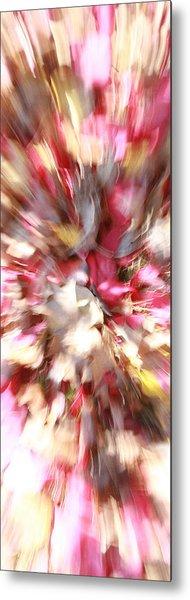 Floral Explosion No1 Metal Print