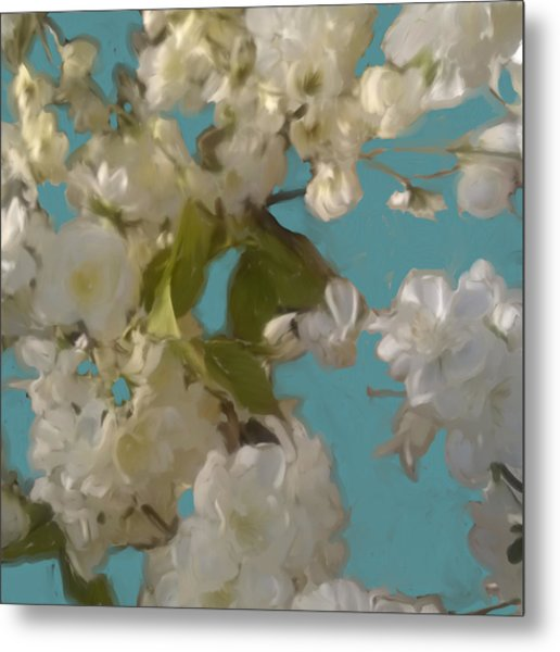 Floral09 Metal Print