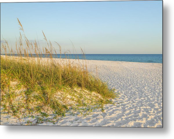 Destin, Florida's Gulf Coast Is Magnificent Metal Print