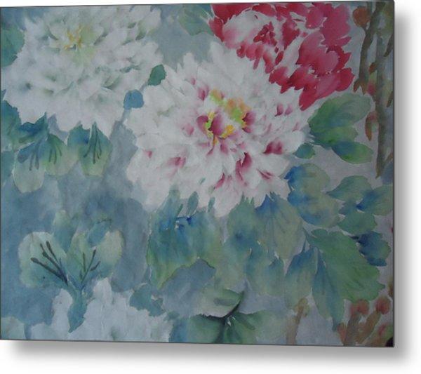 Flower  Oo3 Metal Print