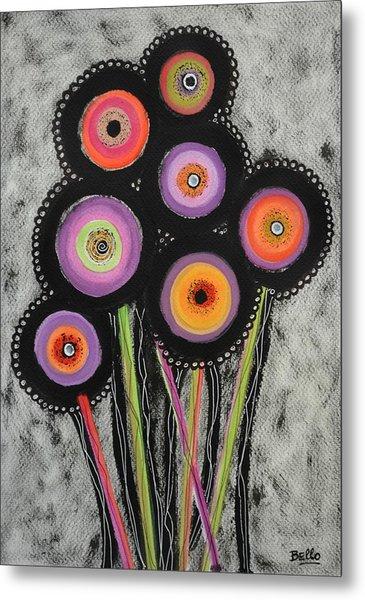 Flower Series 6 Metal Print