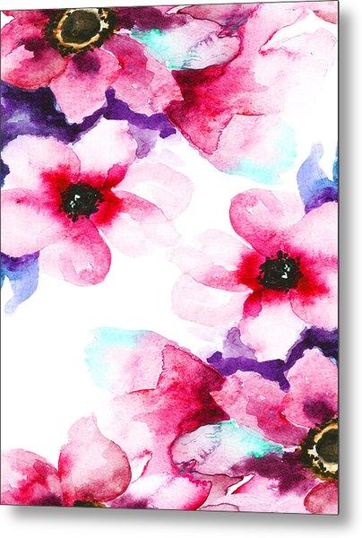 Flowers 04 Metal Print