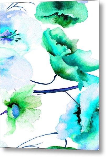 Flowers 05 Metal Print