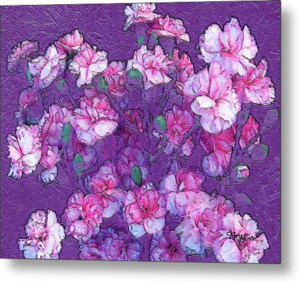 Flowers #063 Metal Print