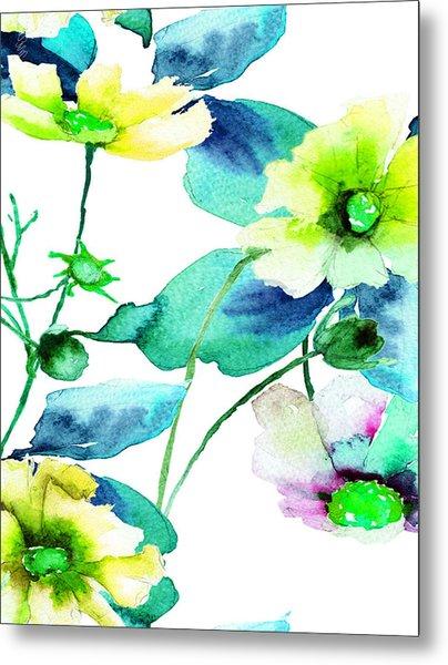 Flowers 08 Metal Print