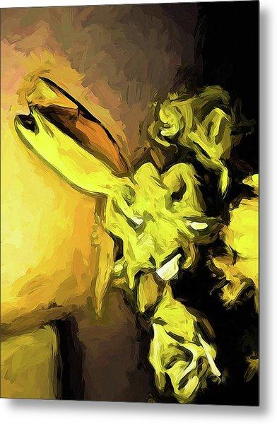 Flowers Of Yellow 1 Metal Print