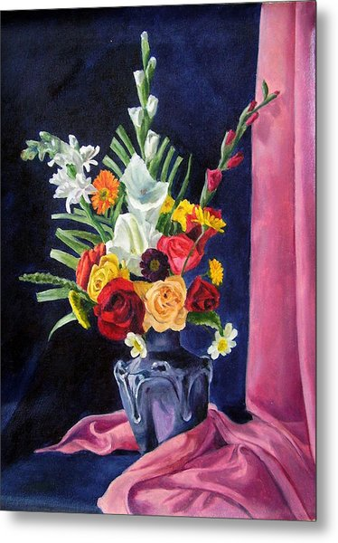 Flowers Pac Metal Print by Rabindra Meher