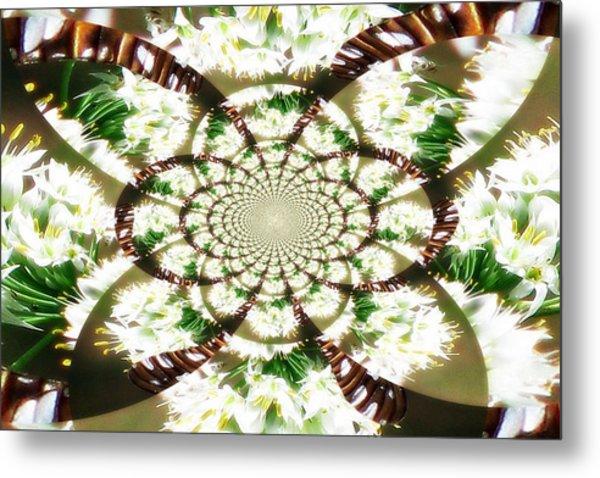 Fly Away Butterfly Metal Print by Dottie Dees
