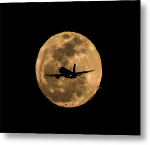 Fly Me Away Metal Print