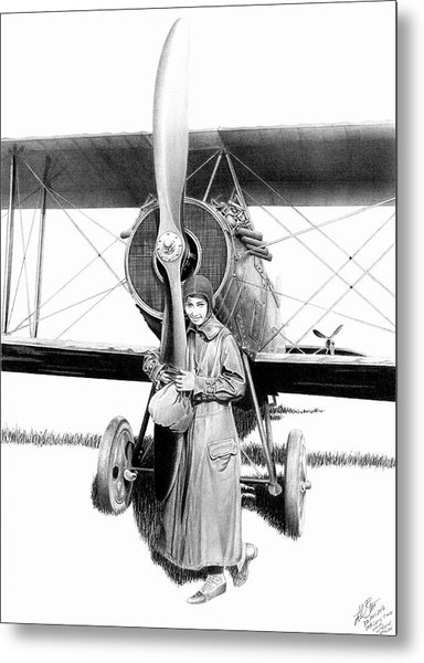 Flying Schoolgirl Drawing By Lyle Brown