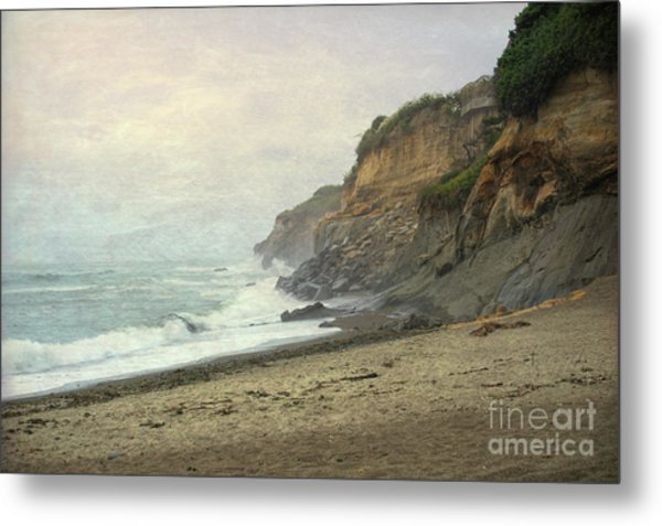 Metal Print featuring the photograph Fogerty Beach by Craig Leaper
